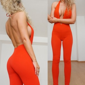 Catsuit Marilyn Red