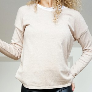 Sweater Basics Beige
