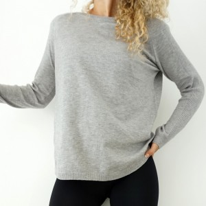 Sweater Mica Grey